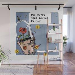 Le Petit Prick Wall Mural