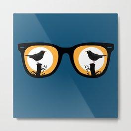 There's A Tern In My Eye Metal Print