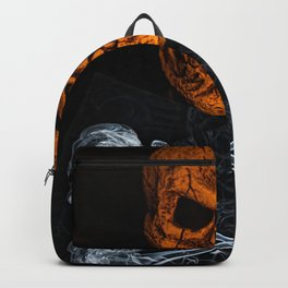 Skull And Crossbones 2 Backpack