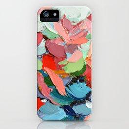 Winter's Bouquet iPhone Case