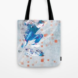 Ride North Tote Bag