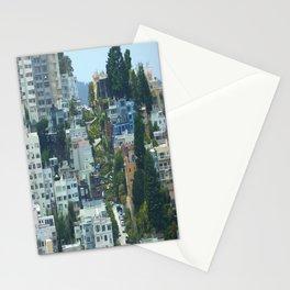 Lombard Street, San Francisco Stationery Cards