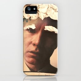 Andy's New Wig iPhone Case