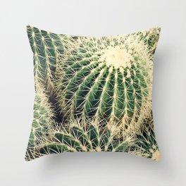 Cactusss Throw Pillow