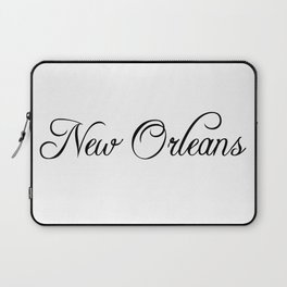 New Orleans Laptop Sleeve
