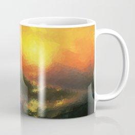 The Nine Wave Coffee Mug