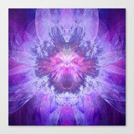 Petals of Light Canvas Print
