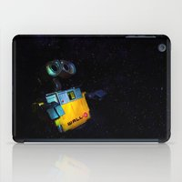 wall e iPad Cases featuring Wall-E by Tanis Ketra
