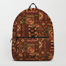 Southwest Geometric Backpack