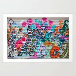 Venice Beach II Art Print