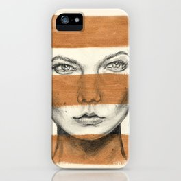 Karlie iPhone Case