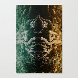 Dead Bee Canvas Print