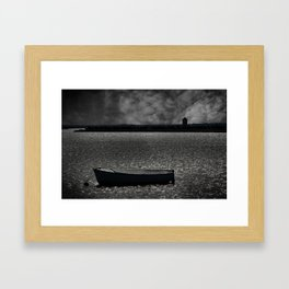 Brightlingsea Essex UK Framed Art Print