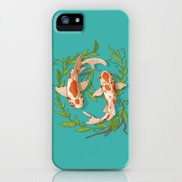 Koi² iPhone Case