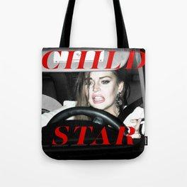 Child Star Tote Bag