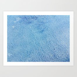 waterworks Art Print