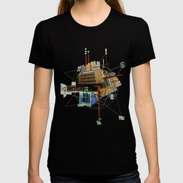 Collage City Mix 1 T-shirt
