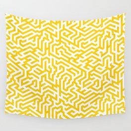 Maize Maze Wall Tapestry