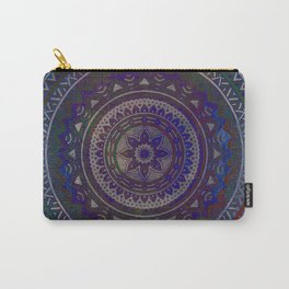 Spiritual Mandala Carry-All Pouch