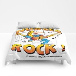 Nurses Rock Merchandise Comforters