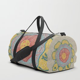 Growing - Pinus 1 - plant cell embroidery Duffle Bag