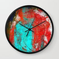 picasso Wall Clocks featuring Picasso by Fernando Vieira