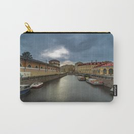 Ship Canal Carry-All Pouch