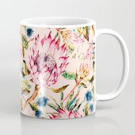 Pattern boho floral Coffee Mug