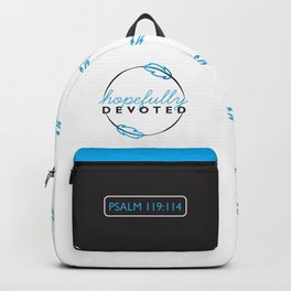 Hopefully Devoted Backpack