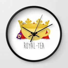 Royal-tea Wall Clock
