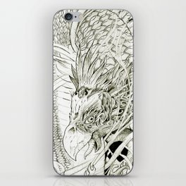Quetzocoatl iPhone Skin