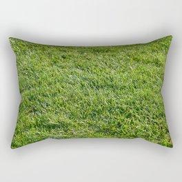 GRASS IS GREEN Rectangular Pillow