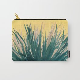 Emerald succulent Carry-All Pouch