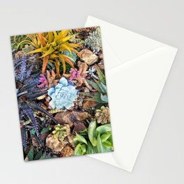 Magical Succulent Garden Stationery Cards