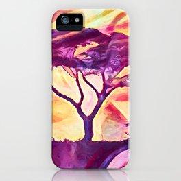 Sahara Sunrise iPhone Case