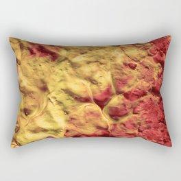 Volcano Spiral Rectangular Pillow