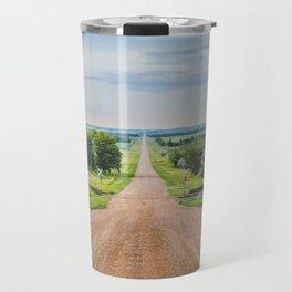 Kongsberg, North Dakota 3 Travel Mug
