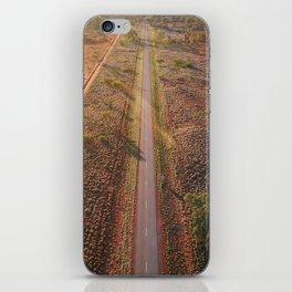 Earth Tones iPhone Skin