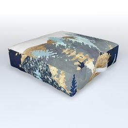 Forest Vista Outdoor Floor Cushion