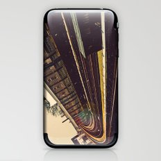 Meet me in the city iPhone & iPod Skin