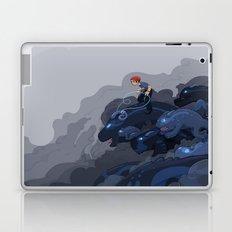 Rainy Day Activities Laptop & iPad Skin