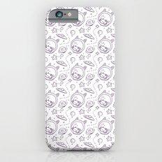 space kid pattern Slim Case iPhone 6s