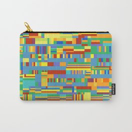 Chromatetude (Candy Colours) Carry-All Pouch