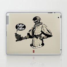 To Bot Or Not To Bot Laptop & iPad Skin