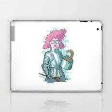 Dona Dulce and her magic spaghetti Laptop & iPad Skin