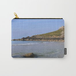 Porthmeor Beach, St Ives Cornwall - Landscape Photography Carry-All Pouch