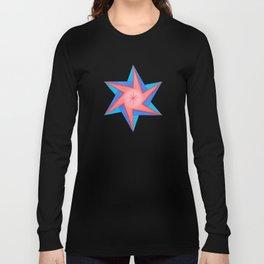 HEART PORTAL STAR Long Sleeve T-shirt