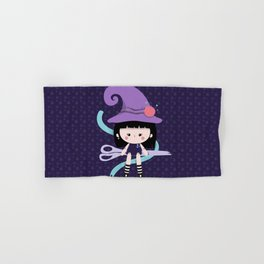 Taylor Witch Hand & Bath Towel