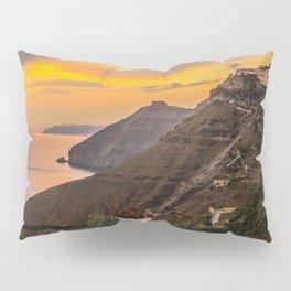 Gorgeous Santorini b Pillow Sham