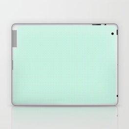 Mint Green Abstract II Laptop & iPad Skin